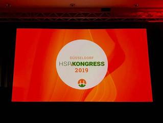 ! HSP-Kongress 2019 in Düsseldorf !