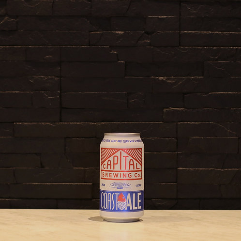 Capital Brewing Coast Ale 6 pack