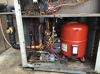 heat pump compressor capacitors
