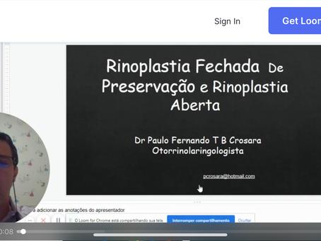 Rinoplastia Fechada de Preservação e Rinoplastia Aberta: principais características.