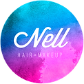 Logo Nell hair and make-up