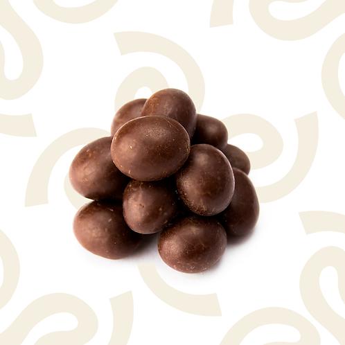 Café cubierto con chocolate Xhuladii