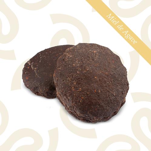 Chocolate de molienda con Miel de Agave