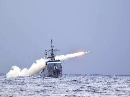La Armada Brasileña muestra sus garras