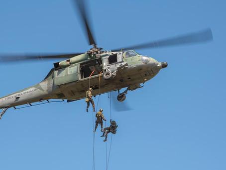 La Fuerza Aérea Brasileña contrata a Sikorsky para el apoyo logístico de la flota de Black Hawk