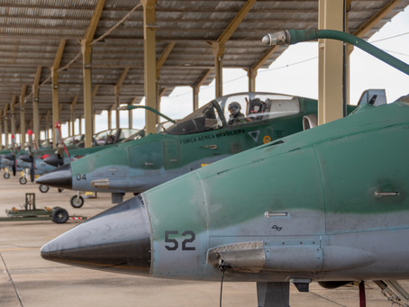 La visión estratégica de la Fuerza Aérea Brasileña