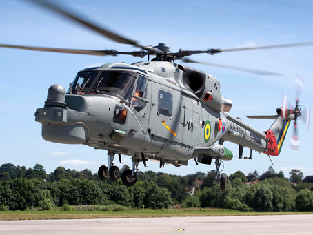Cuarto Super Lynx modernizado entregado a la Armada de Brasil