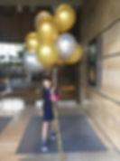 "12 Elephant Balloons 17"" loose Helium"
