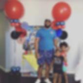 Big balloons a big birthday Party!!! Hoo