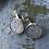 Thumbnail: Rosaces lune d'argent
