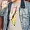 "Thumbnail: Herren T-Shirt ""BANANA JOE"" grau"