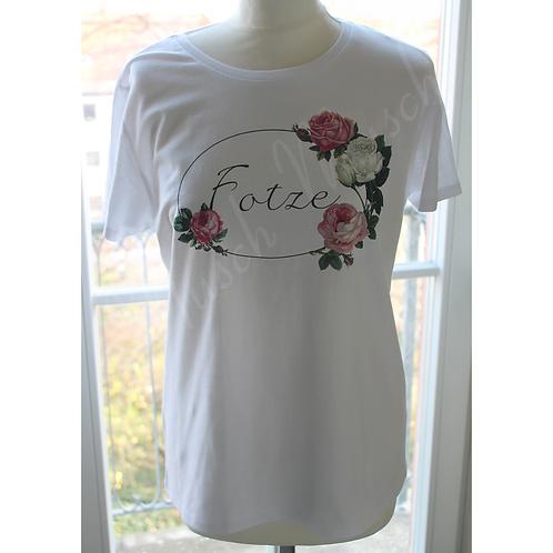 """T-Shirt """"FOTZE"""" - Damen"""