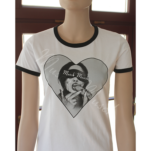 "T-Shirt ""BLOWJOB"" - Damen"