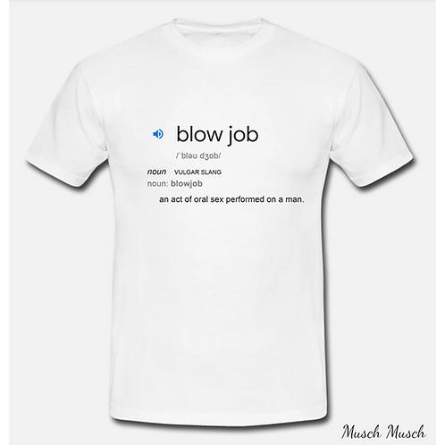"""Herren T-Shirt """"BLOWING"""""""