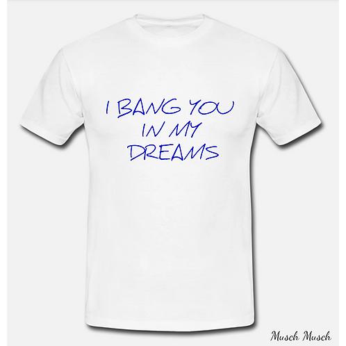 "Herren T-Shirt ""BANG"""