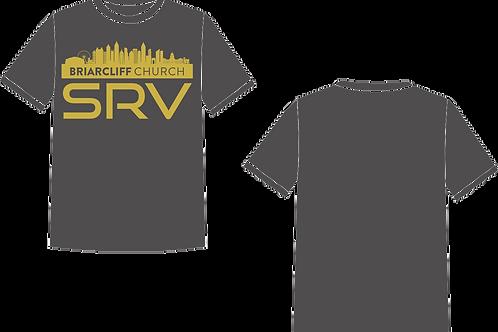 Briarcliff Church Serve T-shirt