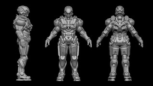 hard surface sculpting really suitable for man