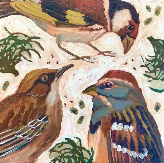 Birds & Twigs n.3