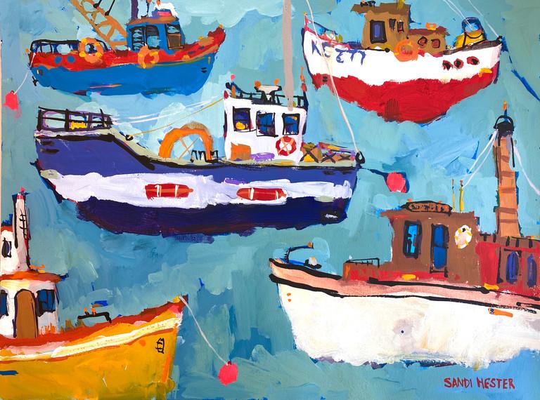 Boats n.4