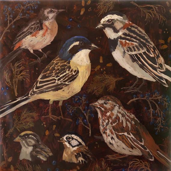 Birds & Twigs n.1