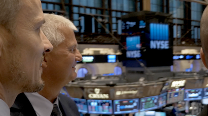 LiqTech - NYSE Opening Bell