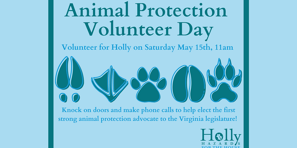 Animal Protection Volunteer Day