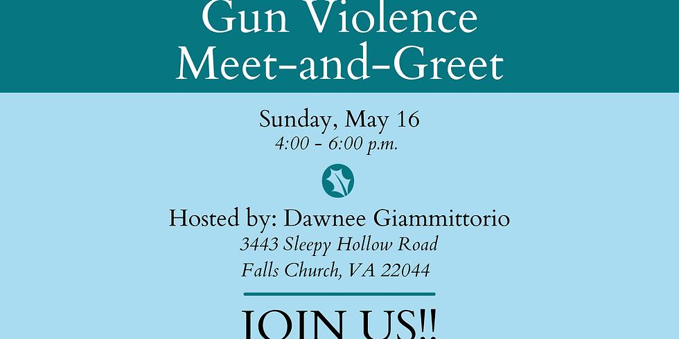 Gun Violence Meet and Greet