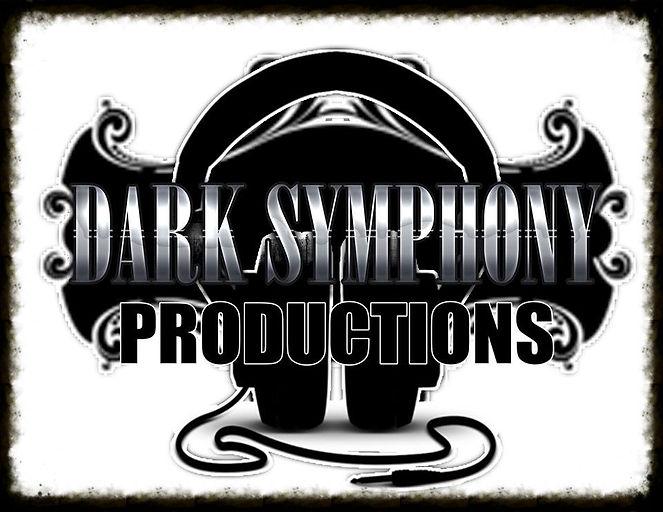 Dark Symphony Productions Primary Logo