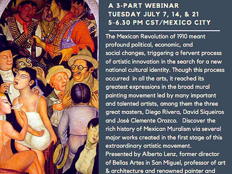 REVOLUTION ON THE WALLS:        MEXICAN MURALISM