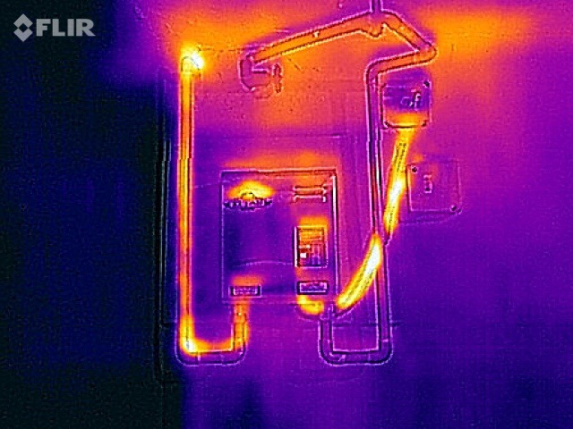 Mechanical Systems (Thermal Image)