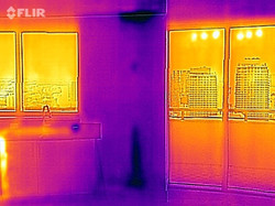 Leak Detection (Thermal Image)