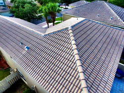 Drone Roofing Survey
