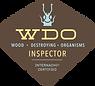 InterNachi Certified Wood Destroying Organisms Inspector