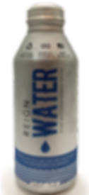Reign Water Canned Water