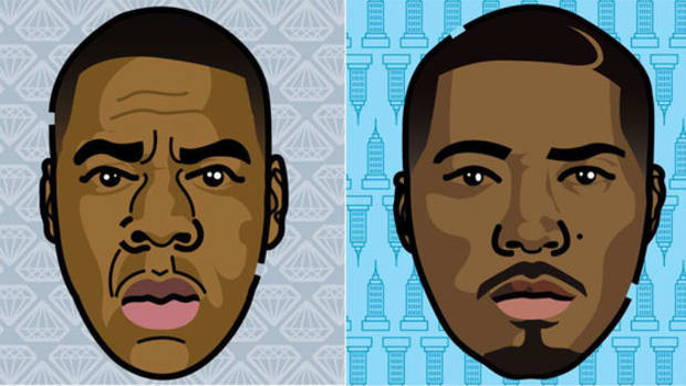Maybe I'm Late: Nas and Jay-Z