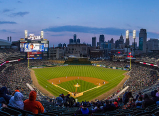 Tigers Opening Day 2018