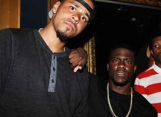 Kevin Hart stars in new J. Cole video