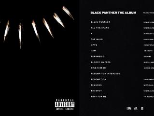 Black Panther Soundtrack REACTION
