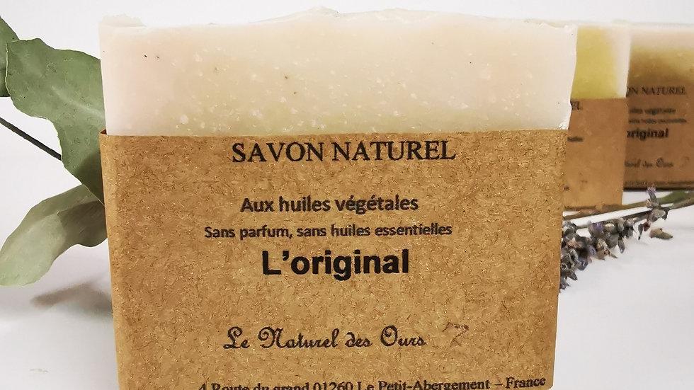 Savon naturel - L'original