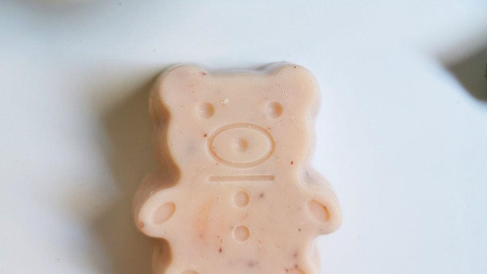 Savon naturel - Bébé ours