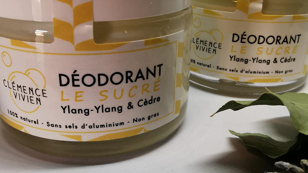 Déodorant -Le sucré