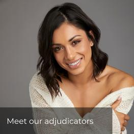 Meet our adjudicators