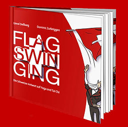 Buch FLAGSWINGING by Lionel Dellberg