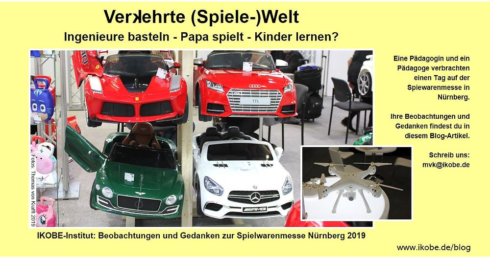 Papas Porsche für die Kleinen
