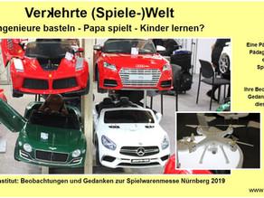 Spielwarenmesse Nürnberg 2019: Wer spielt? - Wir sind verwirrt, verzückt, verstimmt ... 🤔😍🤢