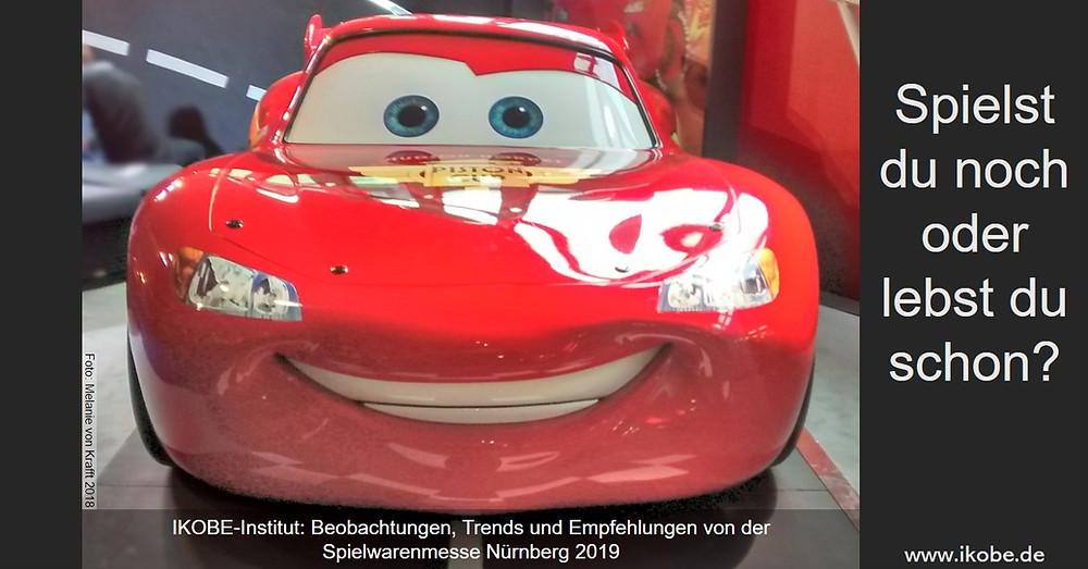 Lightning McQueen von CARS