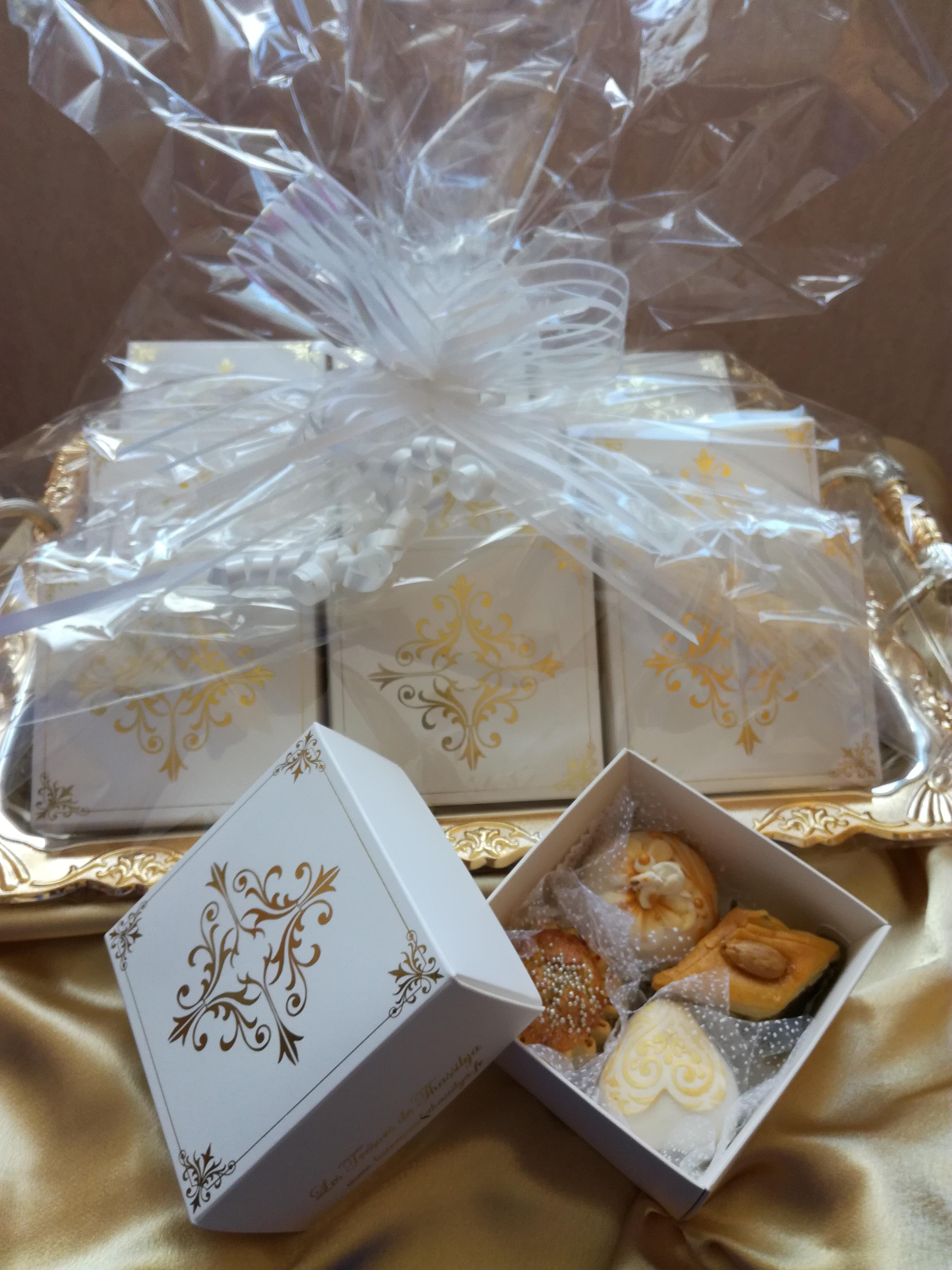 Boîte Gâteau Oriental Mariage Galerie Didées Dimages De
