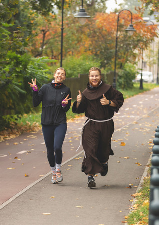 Bernardine Charity Run
