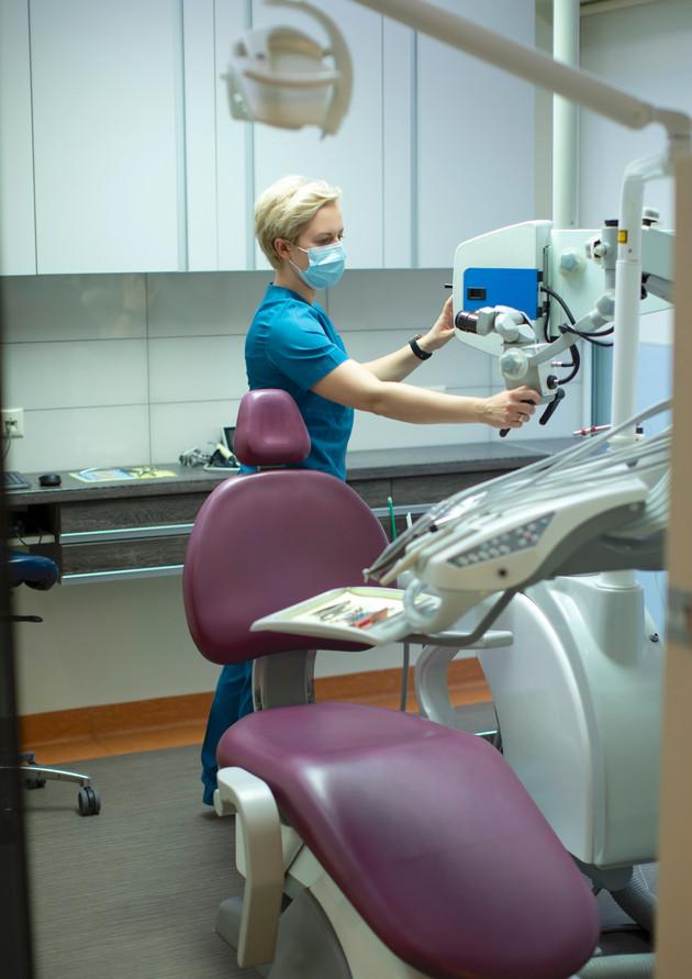 V. Gustainio Dental Clinic