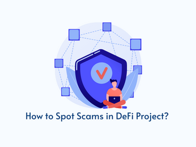 How to Spot Scams in DeFi Projects